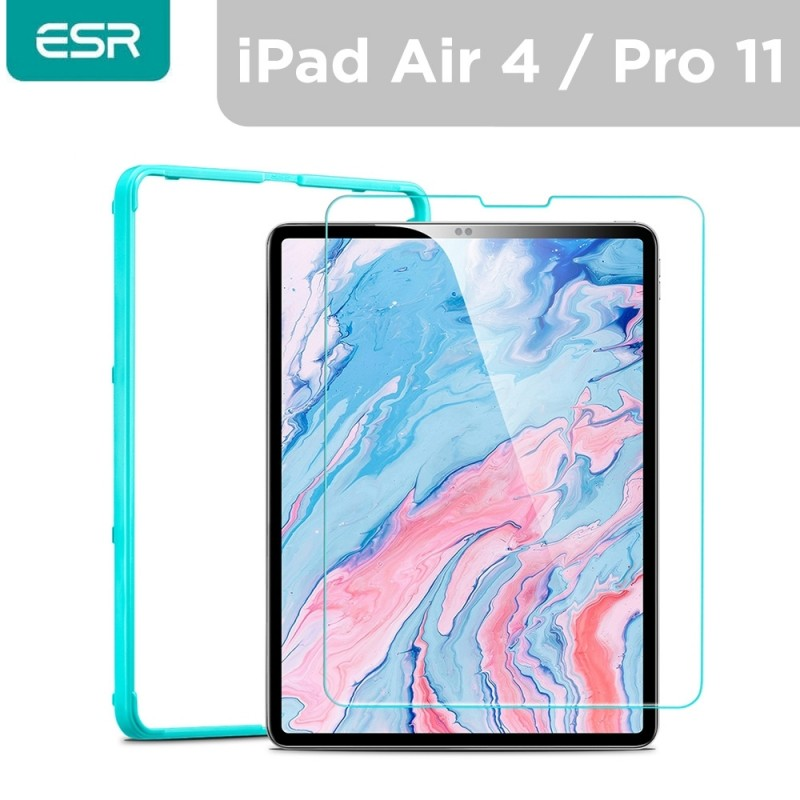 ESR Tempered Glass for iPad Pro 11 ( 2020) & (2018) / Air 4 ( 2020) - Clear
