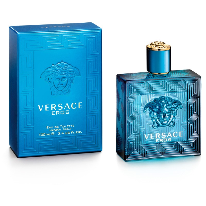 100ml Versace Eros EDT for Him