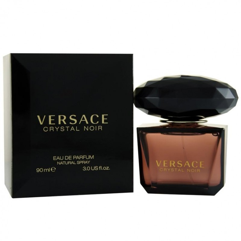 90ml Versace Crystal Noir EDP For Her
