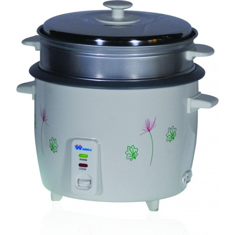 Wansa Rice Cooker 900W 2.5Litres