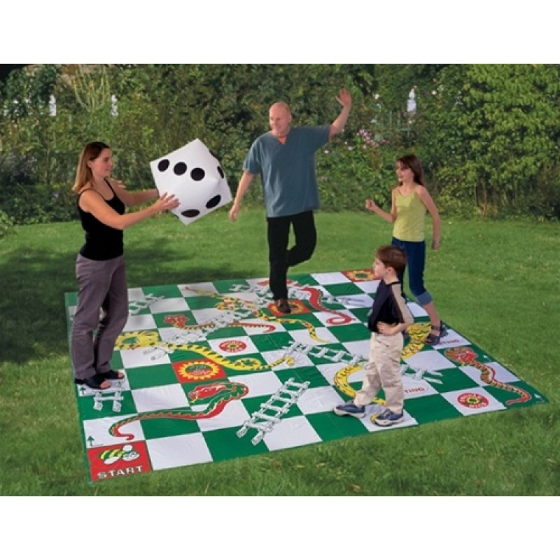 Snake and Ladder Game - 200 x 200cm