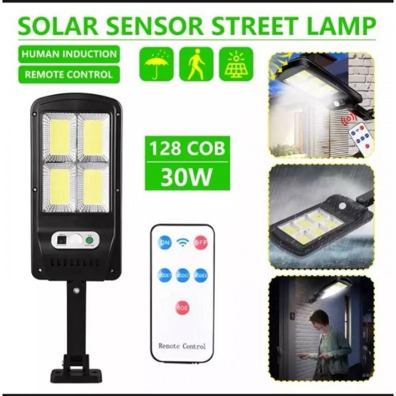 Solar Wall Street Lamp