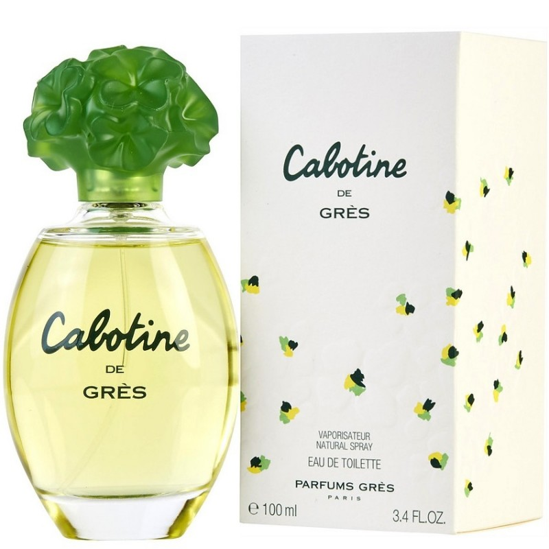 100ml Gres Cabotine EDT For Her