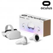 مجموعة الواقع الافتراضي الكل فى واحد سعة 128 جيجابايت من Oculus