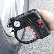مضخة هواء محمولة تصميم 5 في 1 متعدد الوظائف للسيارة