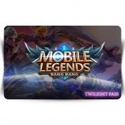 بطاقة فورية للعبة Mobile Legends - Twilight Pass