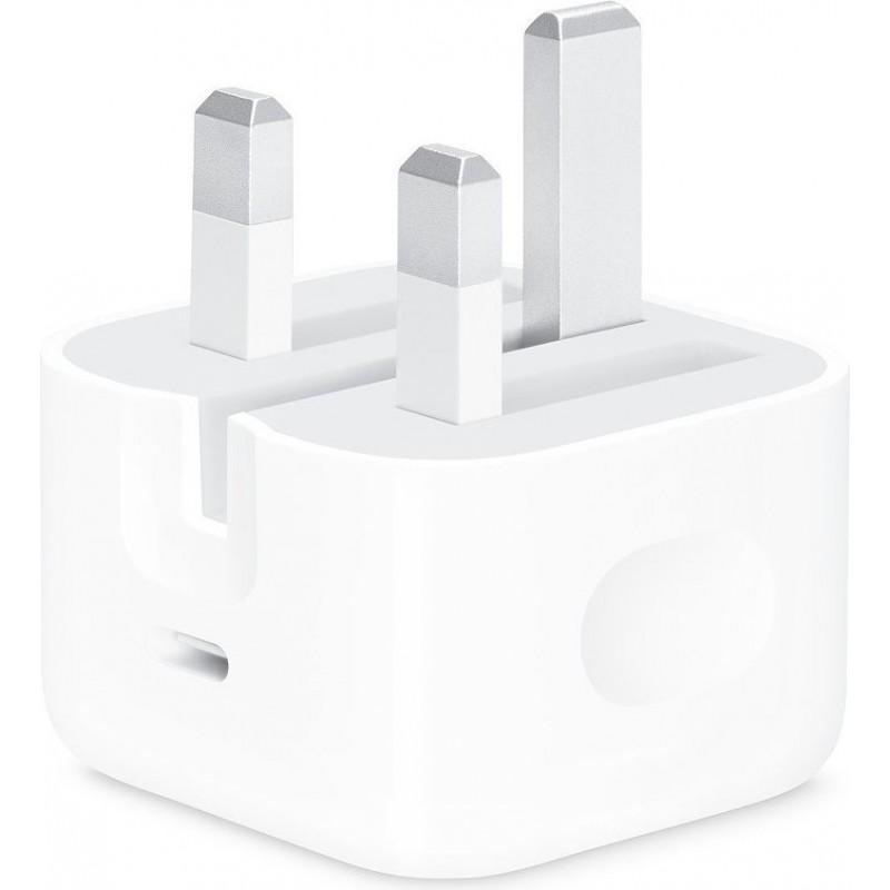 محول طاقة USB-C بقوة 20 واط من Apple
